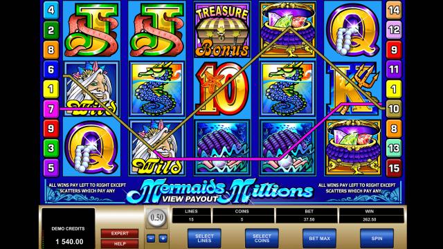 Mermaids Millions 7