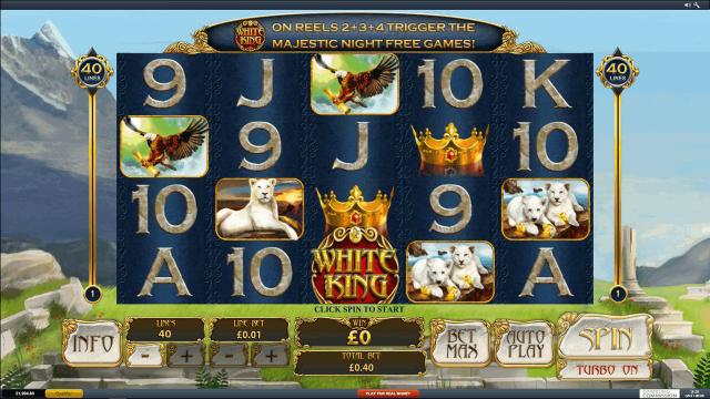 White King 6