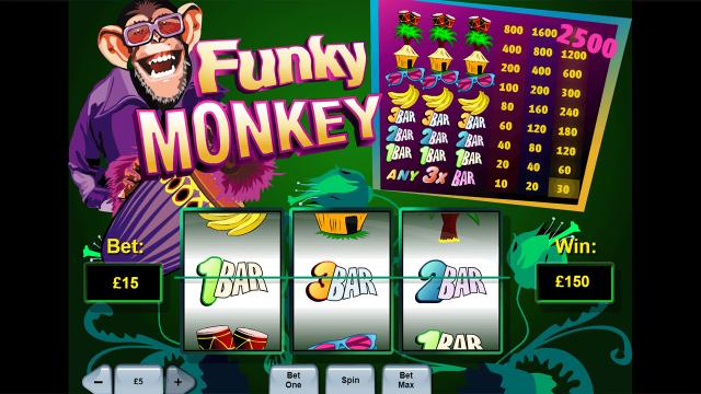 Funky Monkey 2