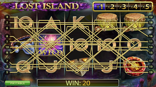 Lost Island 10