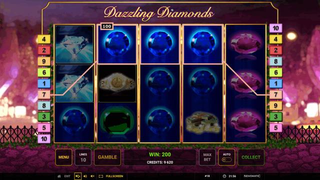 Dazzling Diamonds 7
