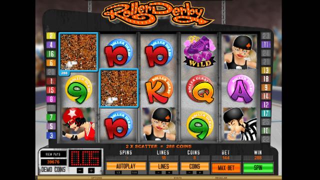Roller Derby 6