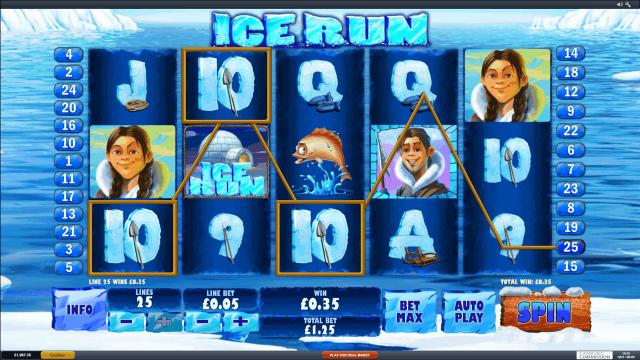 Ice Run 1