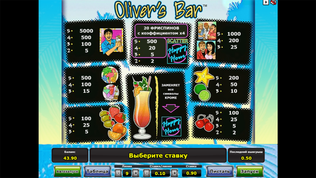 Oliver's Bar 9