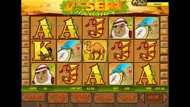Desert Treasure 5