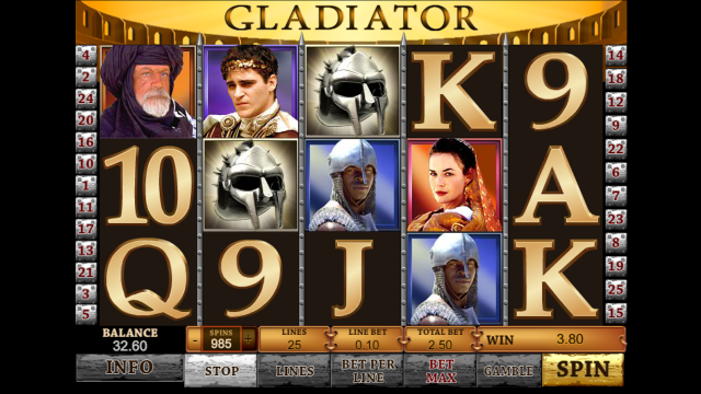 Gladiator 5