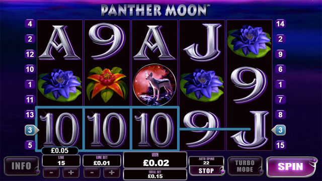 Panther Moon 9