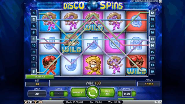 Disco Spins 4
