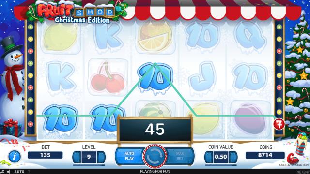 Fruit Shop Christmas Edition 8