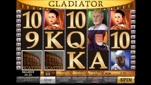 Gladiator 6