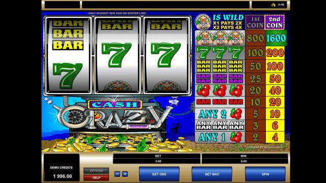 Cash Crazy 9