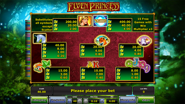 Elven Princess 3