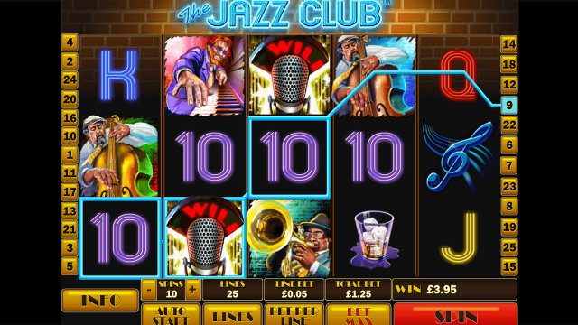 The Jazz Club 7