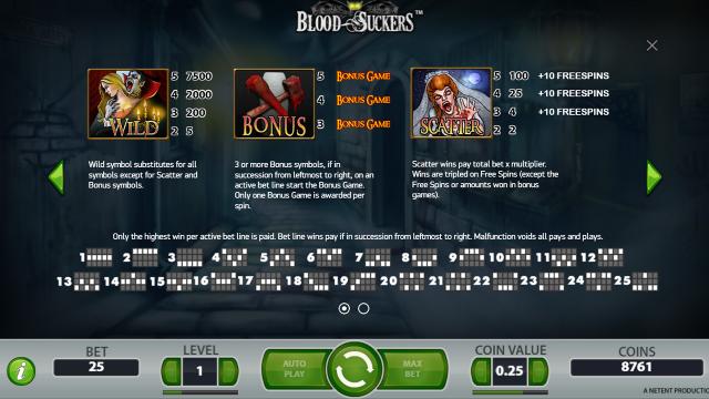 Blood Suckers 1