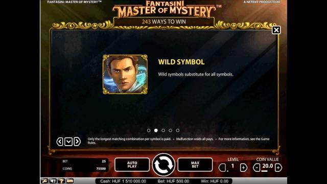 Fantasini: Master Of Mystery 2