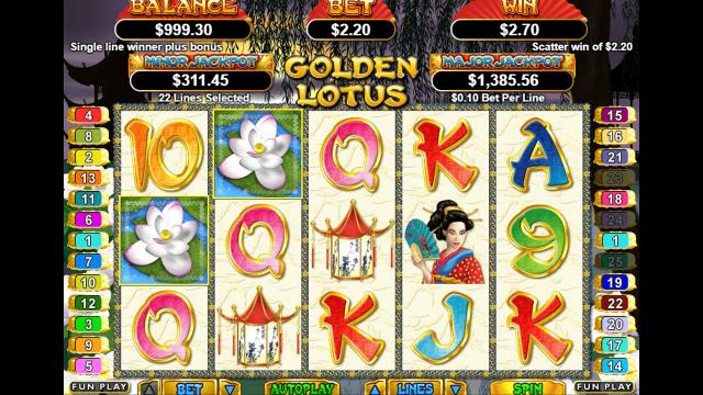 Golden Lotus 3