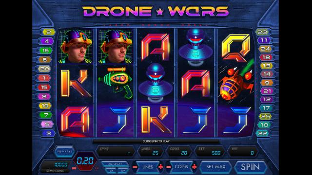 Drone Wars 7
