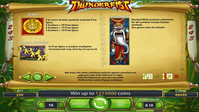 Thunderfist 1