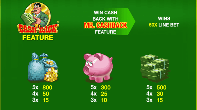Mr. Cashback 6
