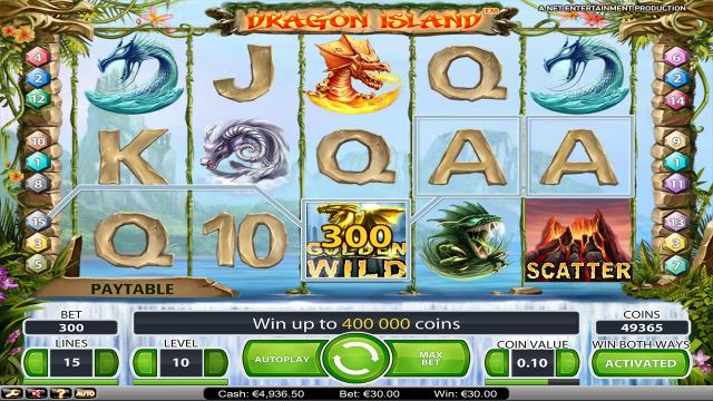 Dragon Island 4