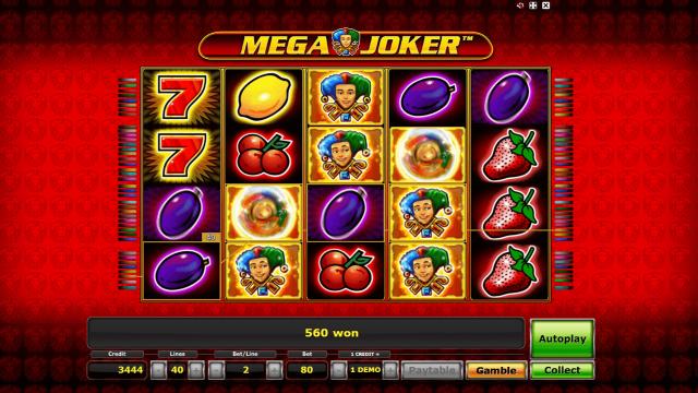 Mega Joker 6
