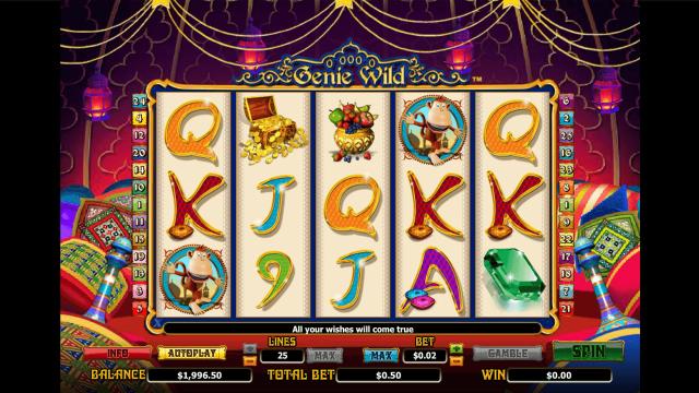 Genie Wild 2