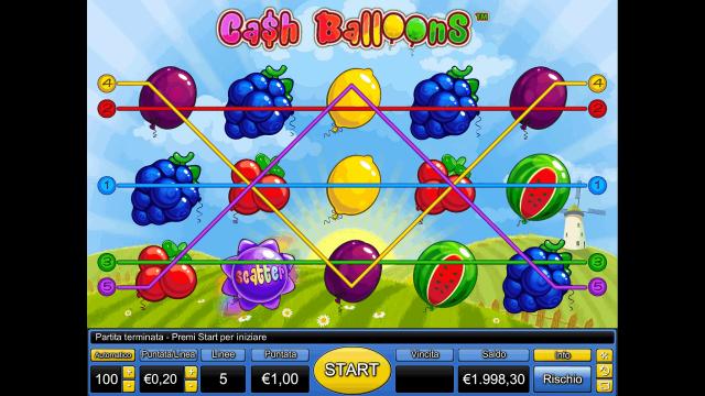 Cash Balloons 3