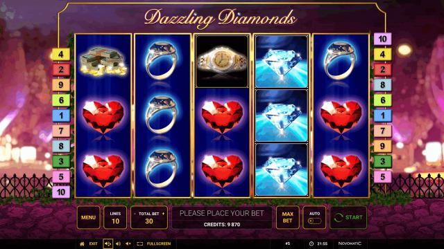 Dazzling Diamonds 3