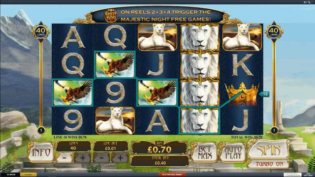 White King 7