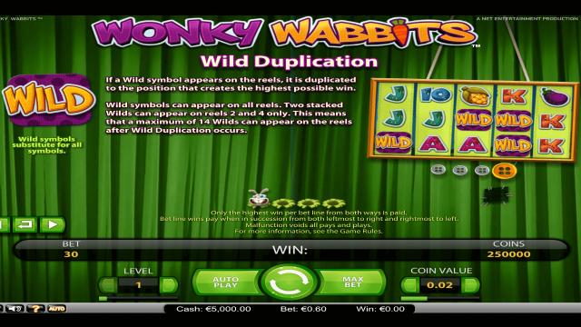 Wonky Wabbits 2