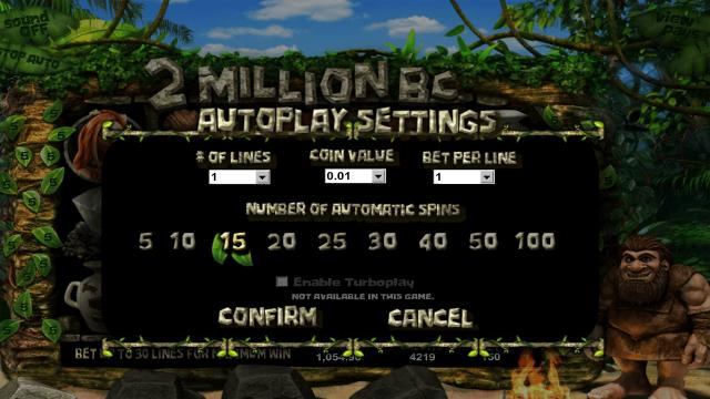 2 Million B.C. 6