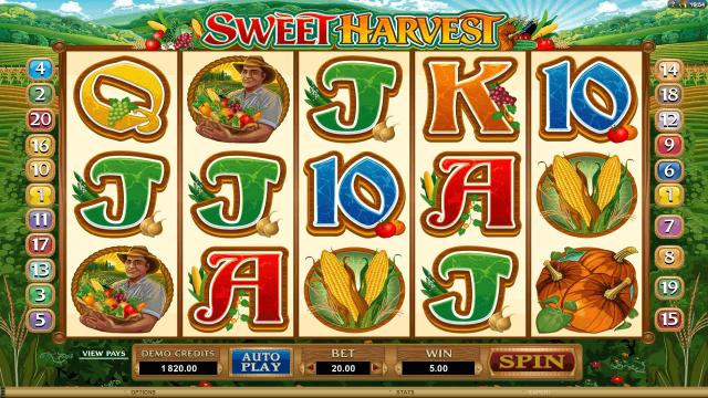 Sweet Harvest 9