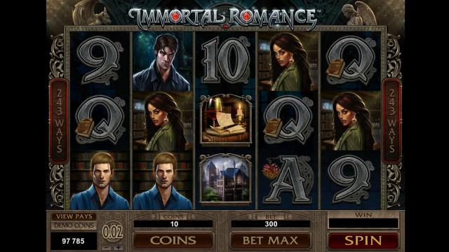 Immortal Romance 10