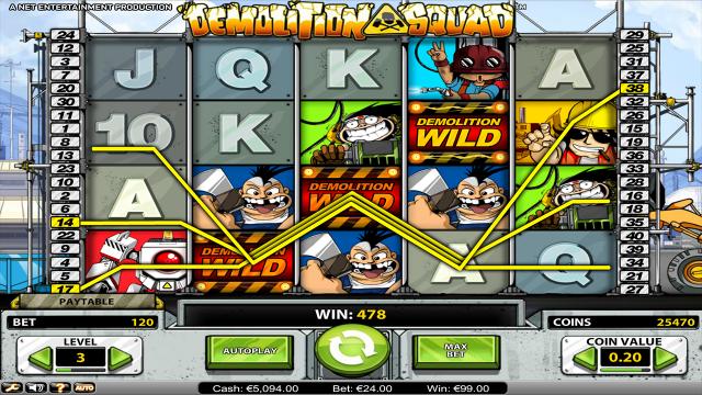 Demolition Squad 8
