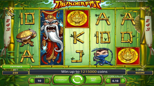 Thunderfist 4