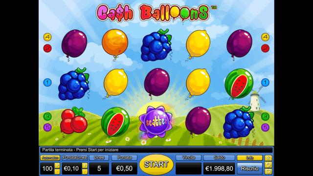 Cash Balloons 2