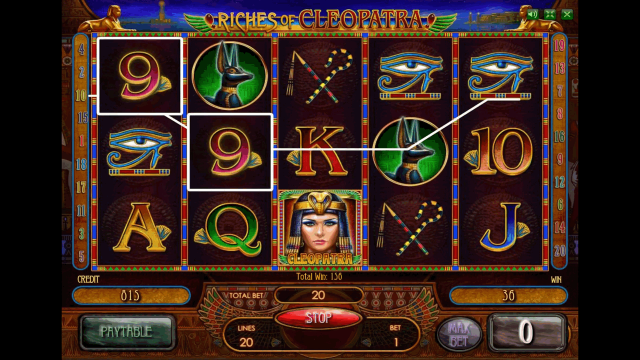 Riches Of Cleopatra 6