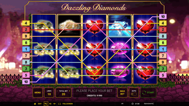 Dazzling Diamonds 2