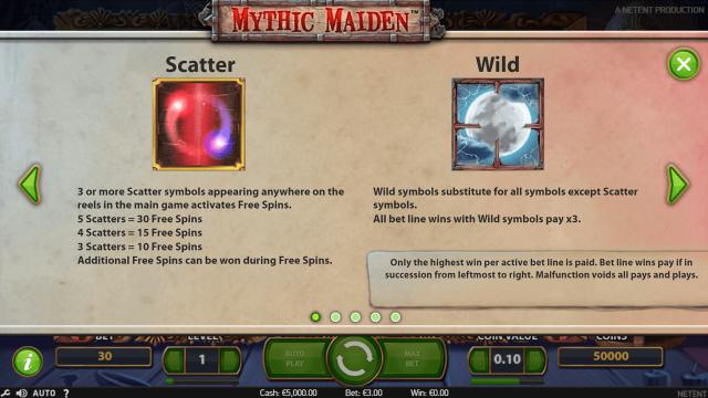 Mythic Maiden 1