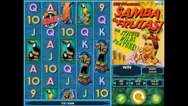 Samba De Frutas 2