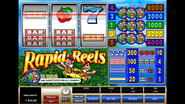 Rapid Reels 7