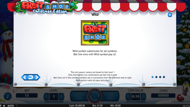 Fruit Shop Christmas Edition 1