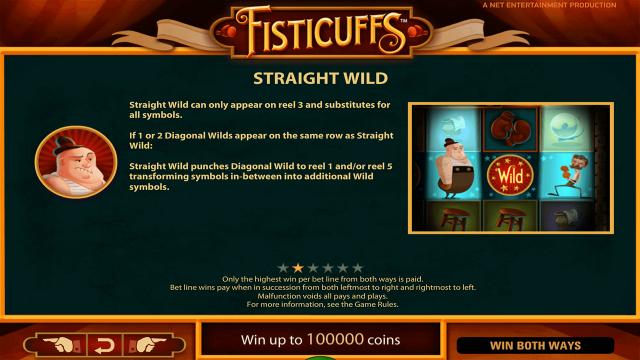 Fisticuffs 5