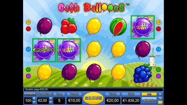 Cash Balloons 7
