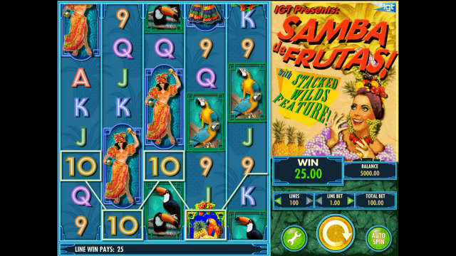 Samba De Frutas 10