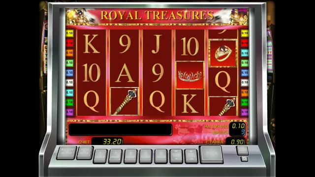 Royal Treasures 4