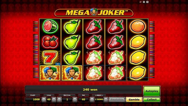 Mega Joker 9
