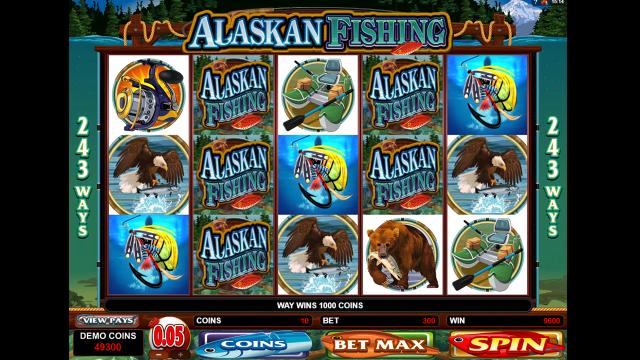 Alaskan Fishing 7