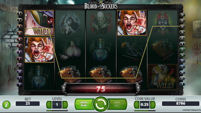 Blood Suckers 3