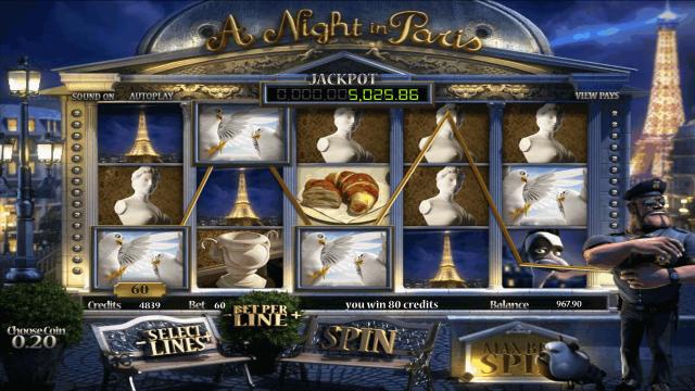 A Night In Paris 9